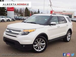 2014 Ford Explorer Limited Sport 4WD FuelFlex One Owner Panorami