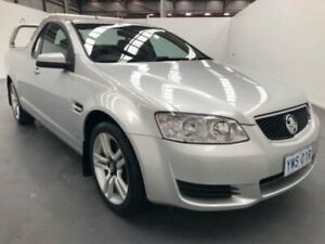 2011 Holden Commodore VE II Omega Silver 6 Speed Automatic Utility