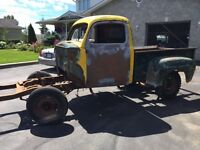 PROJECT 1948 ford truck