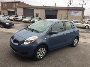 2011 TOYOTA YARIS- automatic- ECONOMIC- 123 000km- 6000$