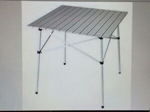 BEAUTIFUL PICNIC / CAMPING / PATIO TABLE ! MINT CONDITION!