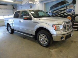 2010 Ford F-150 Lariat Heated/Cooled Seats, Back Up Camera, T...