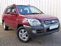 Kia Sportage 2.0 XE ....with Full Service History....Just in Time for Winter