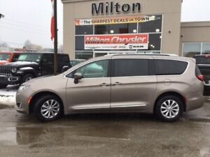 2018 Chrysler Pacifica TOURING L+|LEATHER|POWER DOORS|REMOTE STA