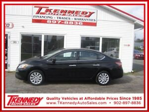 2015 NISSAN SENTRA ** ONLY $11,777.00 ** JUST $97.00 B/W OAC