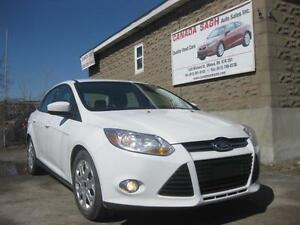 2012 Ford Focus, AUTO, LOADED, 12M.WRTY+SAFETY for$7790