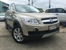 2007 Holden Captiva CG CX (4x4) Gold 5 Speed Automatic Wagon Moorooka Brisbane South West Preview