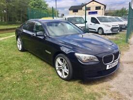 BMW 730d M Sport AUTO 2011 (11) - **MASSIVE SPECIFICATION**