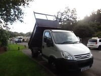 Ford Iveco Daily 2007 Tipper. Good condition. Tax and MOT till September 2017