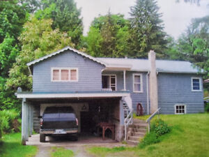 3 bdrm home 1 block to beach, only $198 k or RTO! Part furnished