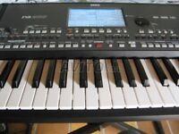 Korg pa 600 digital piano & keyboard