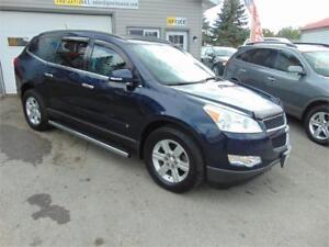 2010 Chevrolet Traverse 2LT AWD(Loaded) Low Kms