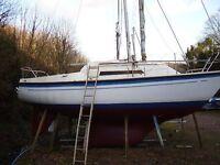 Hurley 24/70 Sailing Crusier
