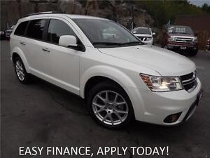 2015 Dodge Journey R/T!! AWD!! HEATED LEATHER SEATS!!