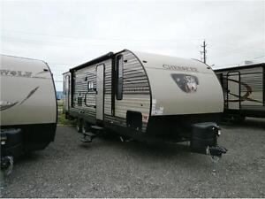 2018 FOREST RIVER CHEROKEE LIMITED 274 DBH!! LOADED! $26995!!