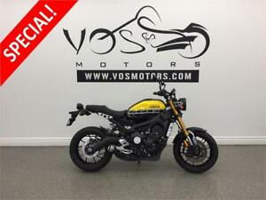 2016 Yamaha XSR900 - V3358 - Free Delivery in GTA**