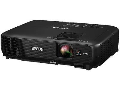 Epson Powerlite 1224 Wireless Xga 3Lcd Projector