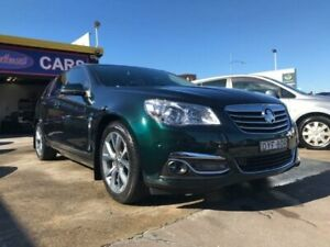 2014 Holden Calais VF Peacock Blue 6 Speed Automatic Sportswagon Cardiff Lake Macquarie Area Preview