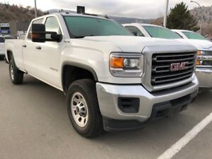 2016 GMC Sierra 3500HD 4x4 Crew Cab 8 ft. box 167.7 in. WB SRW