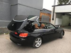 BMW 328 2008 CONVERTIBLE COUPE SPORT
