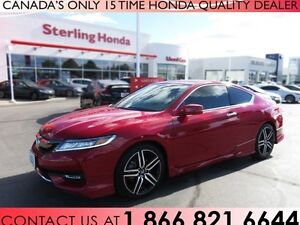 2016 Honda Accord TOURING | NAVIGATION | LOW KM'S