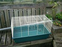 Pet Cage for small creatures like hamsters or rats