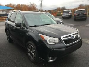 2014 Subaru Forester XT Touring w/Heated Leather Seats-Back Up C
