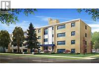 BRAND NEW BUILDING! 1/2B unit minutes away from the 401