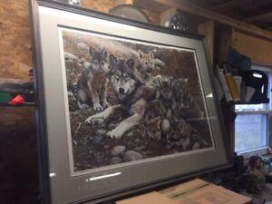 Carl Brenders-wolf family