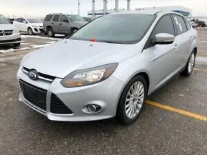 2012 Ford Focus Titanium NO ACCIDENT/CLEAN