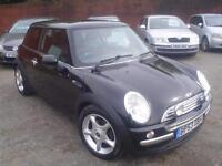 2004 Mini 1.6 Cooper+Good looking+nice miles+6 service stamps