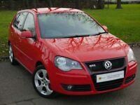 STUNNING*** Volkswagen Polo 1.8 Turbo GTI 5dr ****YES 25000 MILES** £0 DEPOSIT FINANCE**PART EX WEL