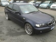 2003 BMW 318I E46 Blue 5 Speed Auto Steptronic Sedan South Fremantle Fremantle Area Preview