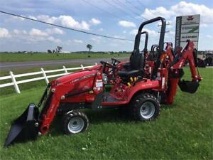 Massey-Furguson GC 1710 Tractor Loader Backhoe *** New Pricing**