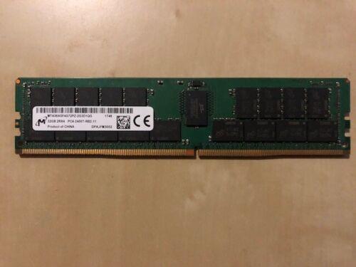 32GB PC4-19200 2Rx4 (Micron MTA36ASF4G72PZ-2G3D1QG) Server Memory RAM
