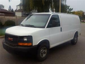 2008 GMC SAVANA 3500 CARGO VAN  POWER WINDOWS | CRUISE | KEYLESS