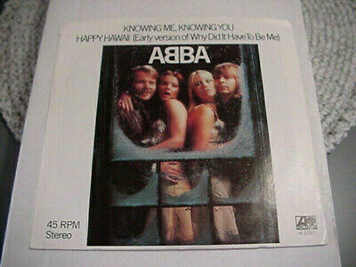 ABBA Lot of 3 Diff. VG+ 45 Records