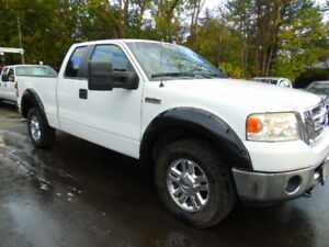 2007 Ford F-150 XLT 4X4 LOW KM!! 5.4 V8 Trailering Mirrors!!