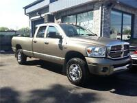 DODGE RAM2500 LARAMIE HEAVY DUTY 4X4 HEMI BOX 8 2007