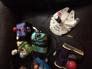 video games - plug & play on your television
