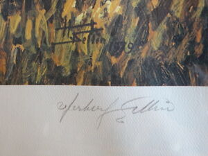 Limited Edition Lithographs by Sellin&Flitton #/3000 Pro Framing London Ontario image 2