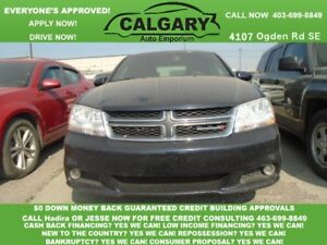2012 Dodge Avenger SXT *$99 DOWN EVERYONE APPROVED*