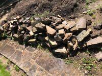 Landscape Stones Rockery Rocks Large Rocks Various Sizes Job Lot
