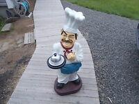 Resin 42 inch chef