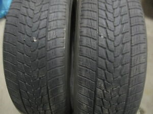 EXC PAIR OF TOYO OBSERVE WINTER TIRES 235/55R19.$50 FOR BOTH