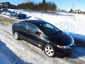 2011 Honda Civic Se: LOADED! SUNROOF! AUTOMATIC! NO ACCIDENTS!