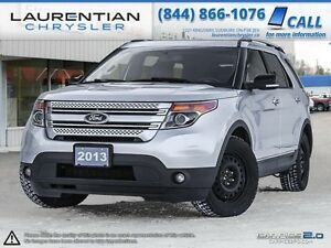 2013 Ford Explorer XLT-HEATED SEATS+NAV+WINTER/SUMMER RIMS&TIRES