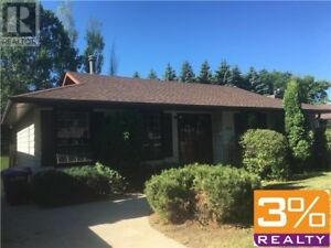 A03//Brandon/1120 sqft well maintained bungalow ~ by 3% Realty