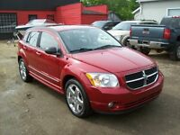 2007 Dodge Caliber R/T/All-wheel Drive/LEATHER/SUNROOF/EASY PAYM