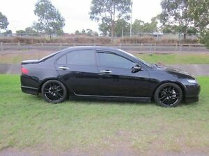 2007 Honda Accord MY06 Upgrade Euro Luxury Black 5 Speed Sequential Auto Sedan Tighes Hill Newcastle Area Preview